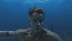 Arthur Curry-A Calm Swim!