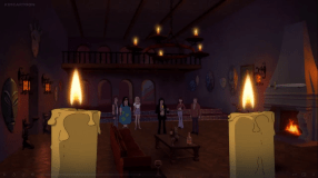 Seth-Let There Be Candlelight!