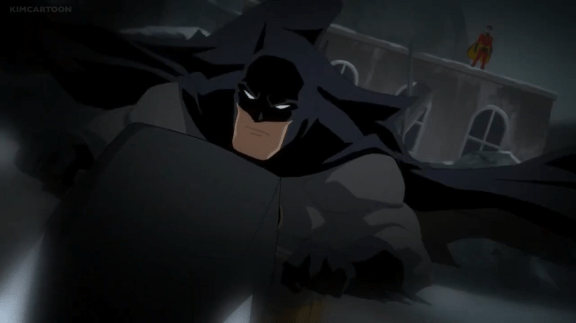 Batman-Fateful Separation!