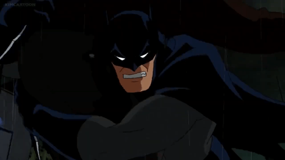 Batman-How's This For A Takedown!