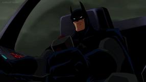 Batman-I Must Return To Gotham!