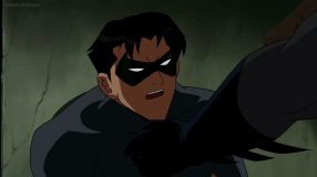 Batman-We're Outta Here, Jason!