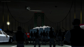 Batman-We're Outta Here!