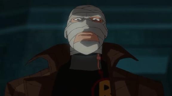 Jason Todd-Exit Robin, Enter Hush!