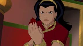 Lady Shiva-A Bloody Good Finish!