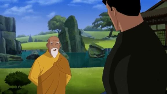 O-Sensei-Prepare For A Grueling Journey, Bruce!