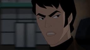 Richard Dragon-You Have An Interesting Secret Identity, Bruce!