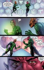 Hal Jordan Prequel-My People Are Better Than Earthlings!