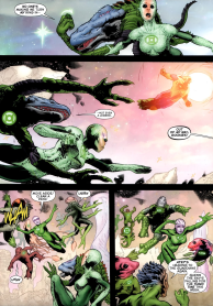 Kilowog Prequel-Coming Through, Young Ones!