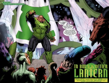Kilowog Prequel-Let's See If You've Got What It Takes To Make It Here!