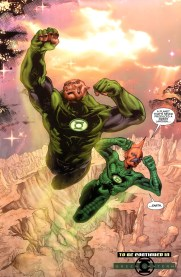 Kilowog Prequel-Our New Recruit Is On His Way Here!