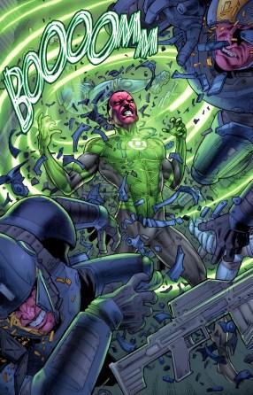 Sinestro Prequel-I've Been Recruited!