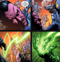 Sinestro Prequel-You Better Strike Me Down, Fiend!