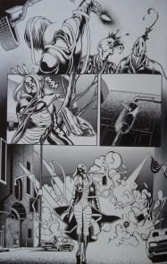 Vengeance Of The Mummy #1-My Explosive Exit!