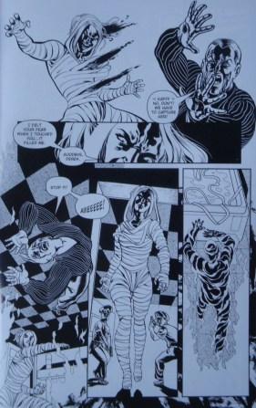Vengeance Of The Mummy #1-You Won't Stop Me, Derek!