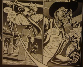Vengeance Of The Mummy #2-This Ends Now, Derek!