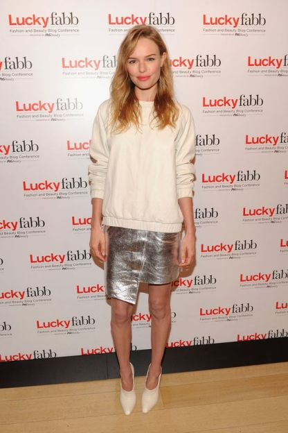 Leather Mini Skirt of Rachel McAdams