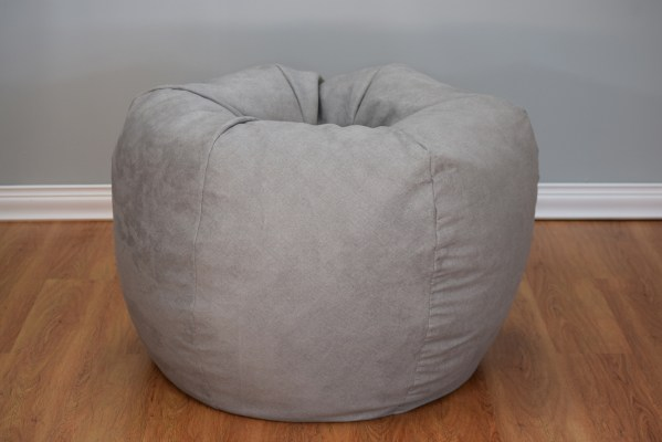 XLarge Brushed Denim Bean Bag