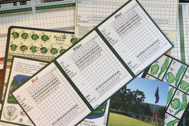Reading Between the Lines of the Golf Course Scorecard