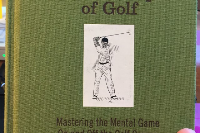 The Seven Principles of Golf by Darrin Gee