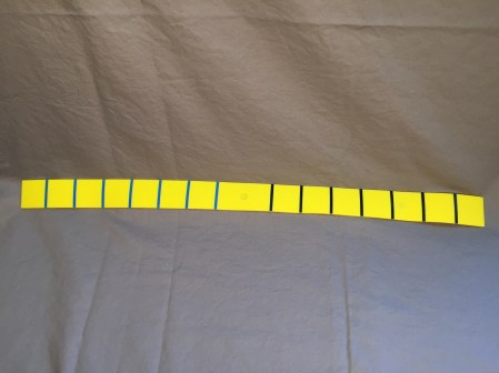 Breed Precision Putting Strip top view