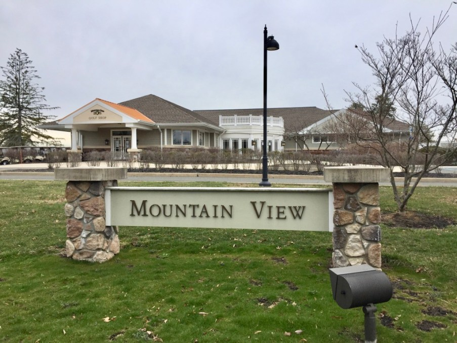Mountain View front view
