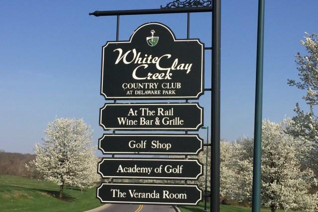 White Clay Creek Country Club Humbles Me (Again)