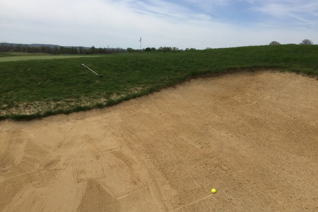 My Top 5 Mental Golf Errors