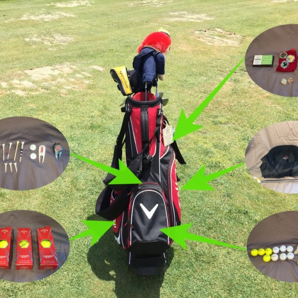 What's In Your Golf Bag