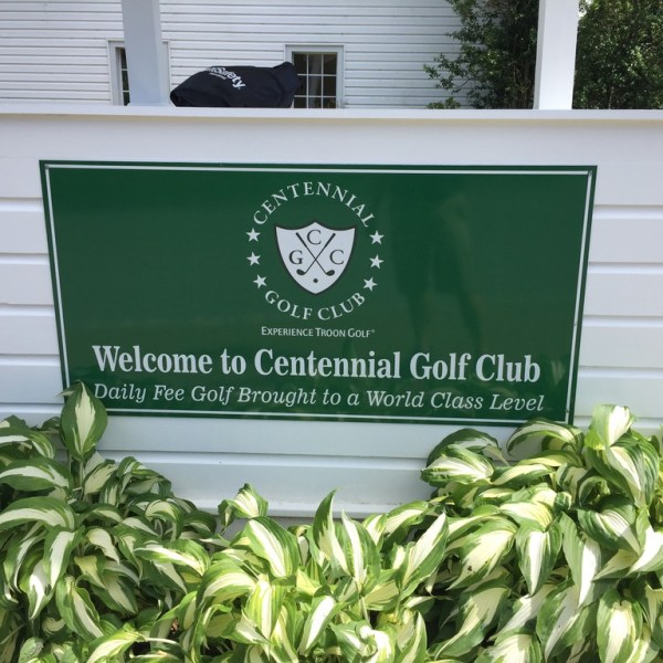 Centennial Golf Club Offers Up & Down & Up Again Golf