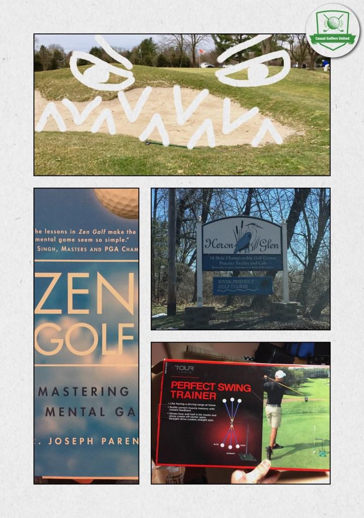Favorite golf articles