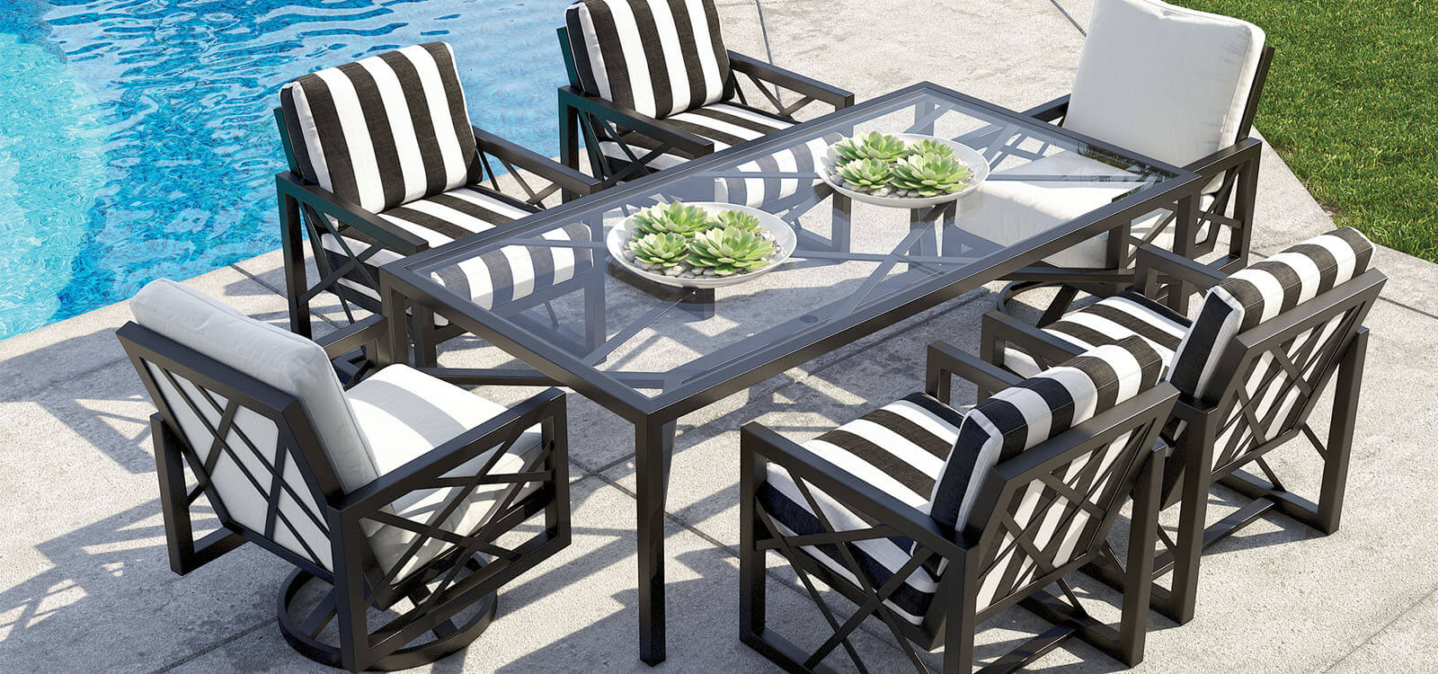 Patio & Outdoor Furniture in Jupiter, FL - Casual Living ... on Porch & Patio Casual Living id=40429