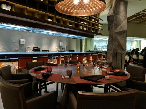 The Moongate Restaurant at Hyatt Ziva Cancun