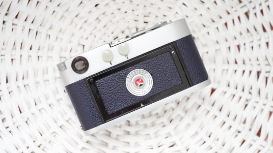 Leica M2 Vulcanite Replacement 6