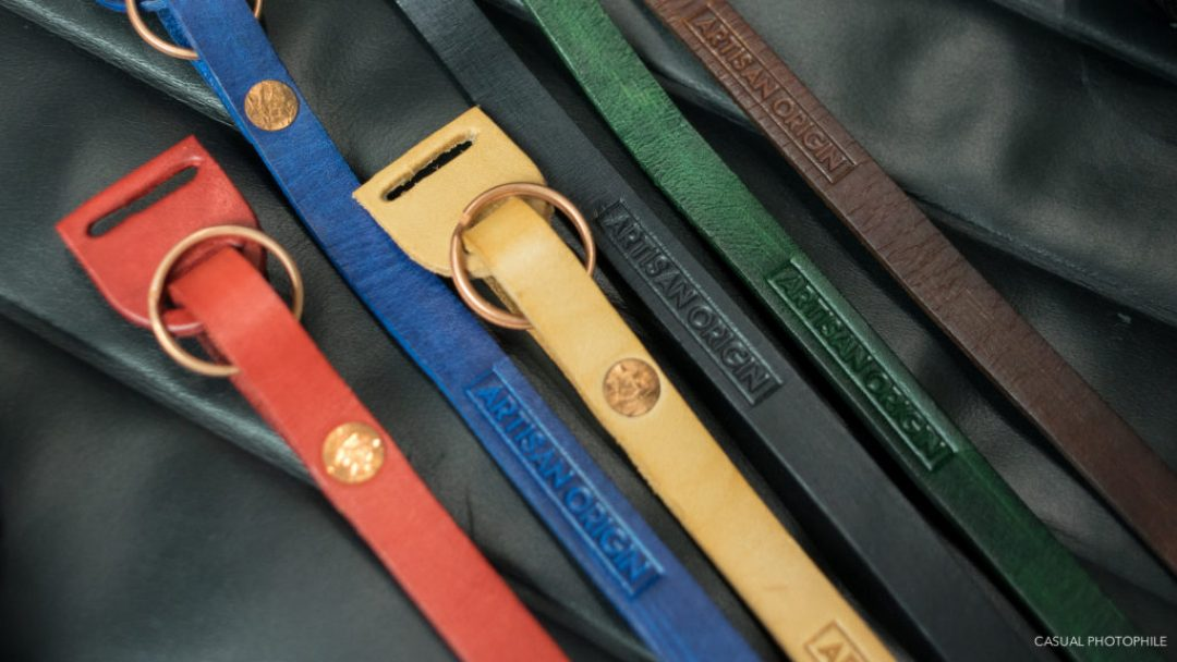 Artisan Origin Leather Camera Strap