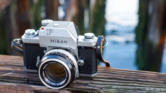 The Nikon F established the SLR camera as the dominant machine, wrestling photographers' dollars away from Leica and other rangefinder camera makers.