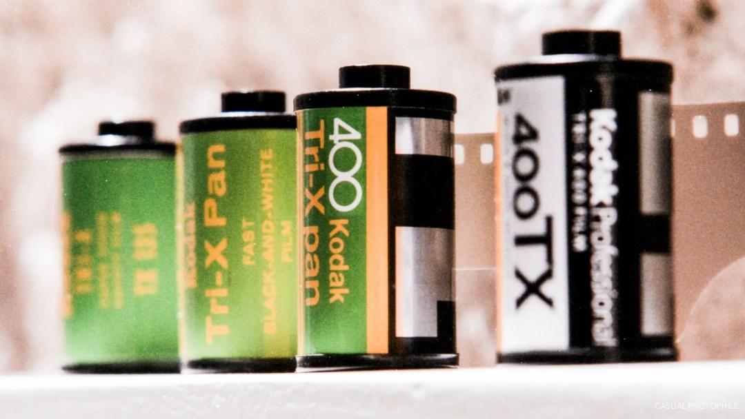 Kodak Tri-X Profile (2 of 3)