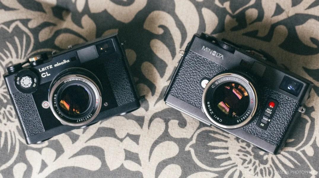 zeiss sonnar versus planar 50mm shootout-Camera mount