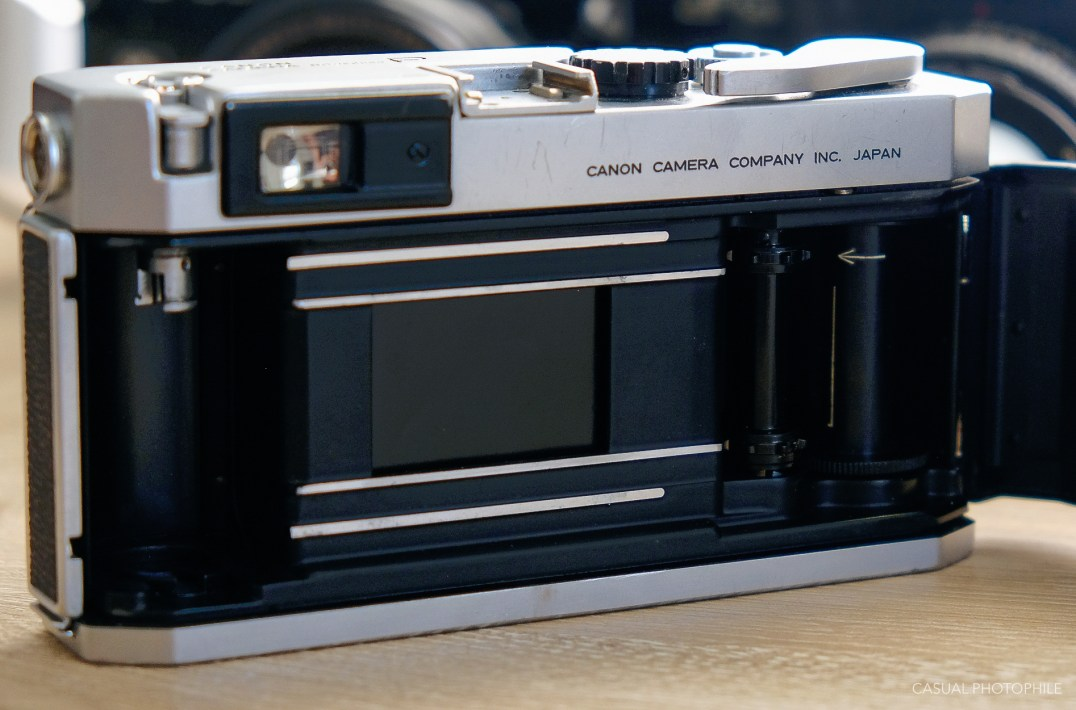 canon P camera review 35mm film rangefinder-6