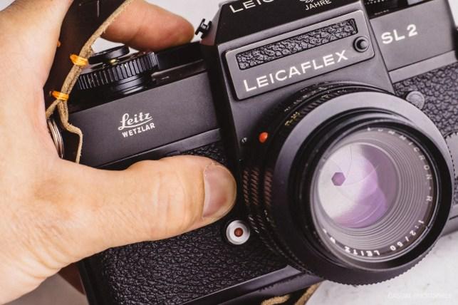 leicaflex SL2 product photos-7