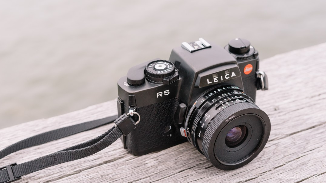 leica R5 review product photos-5