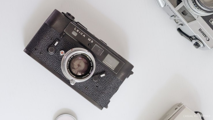Leica M5 Review Product Photos-9