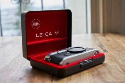 Leica M6 Classic Unboxing-4