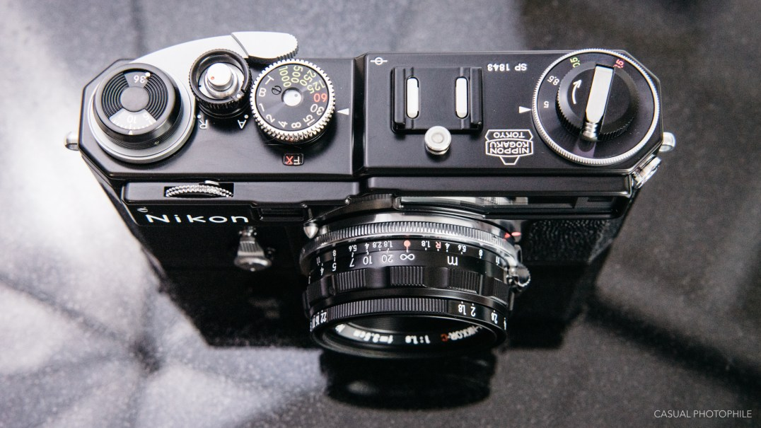Nikon SP Limited Edition Overview-7