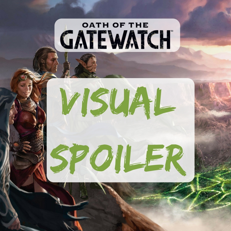 Oath of the gatewatch - Visual Spoiler