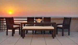 lloyd fladers outdoor furniture