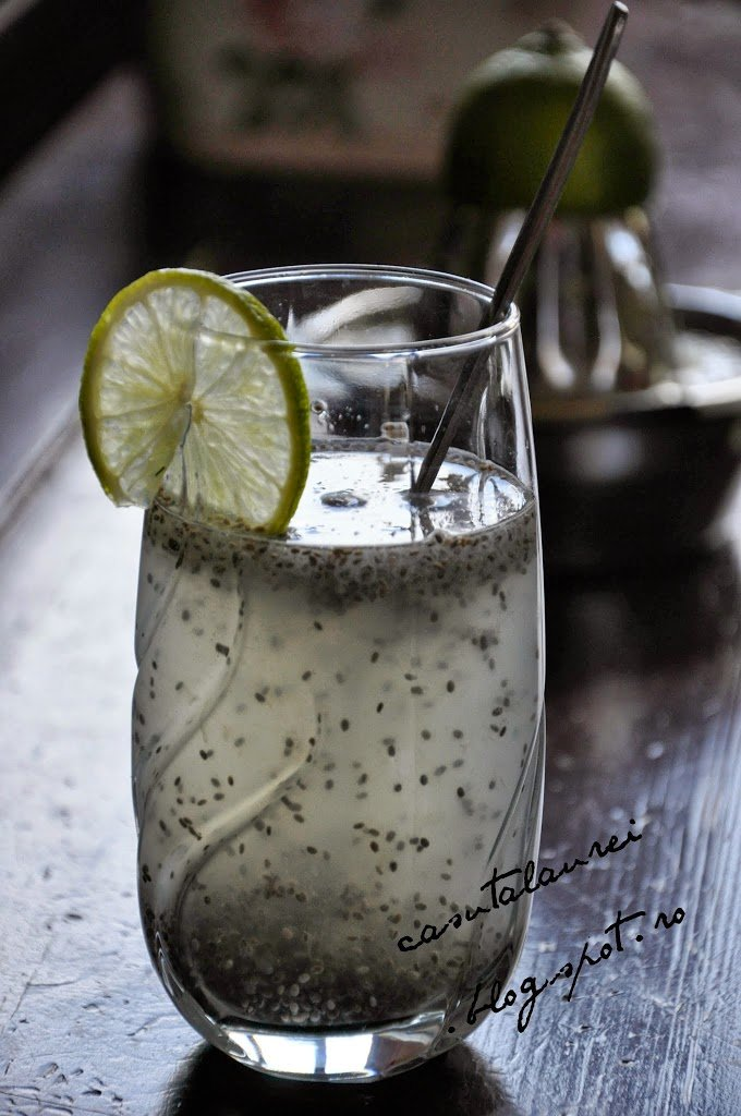 Cocktail Chia Fresca