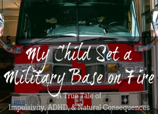 ADHD, Impulsivity, and Natural Consequences
