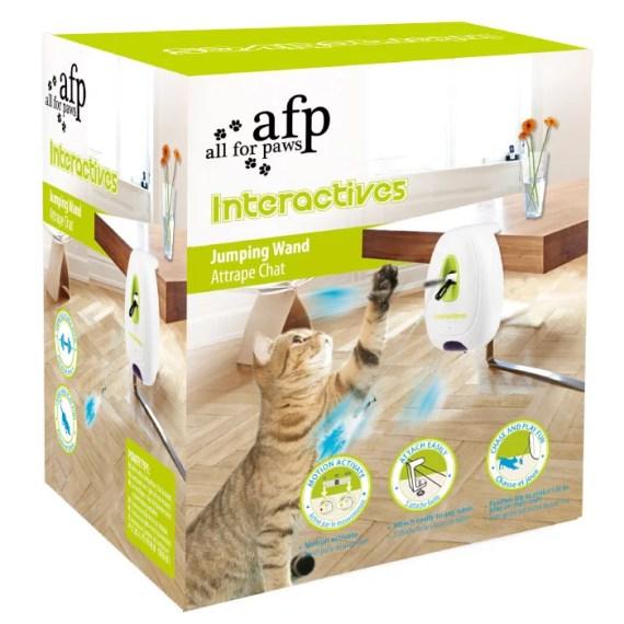 juguete para gatos all for paws interactivo 3218 lima peru