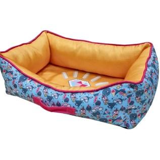 cama refrigerante para perros